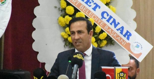 Yeni Malatyaspor olağan mali genel kurul toplantısı