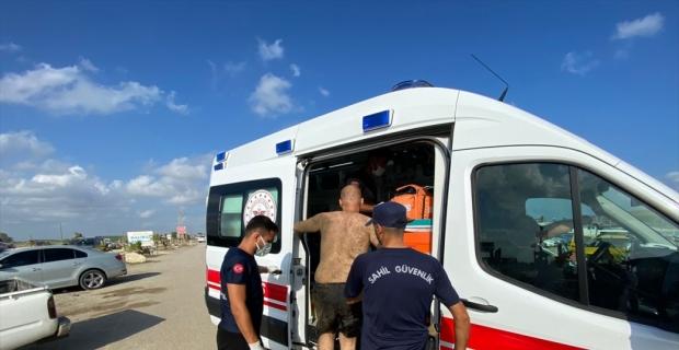 Adana'da denize giren 5 kişiden biri boğuldu