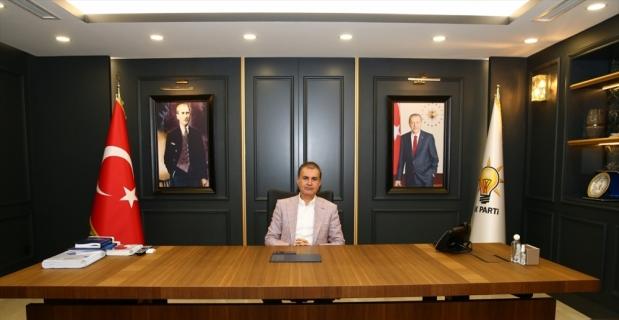 AK Parti'li Çelik'ten, Mustafa Akıncı'nın, Erdoğan'ın KKTC'deki açıklamasıyla ilgili sözlerine tepki: