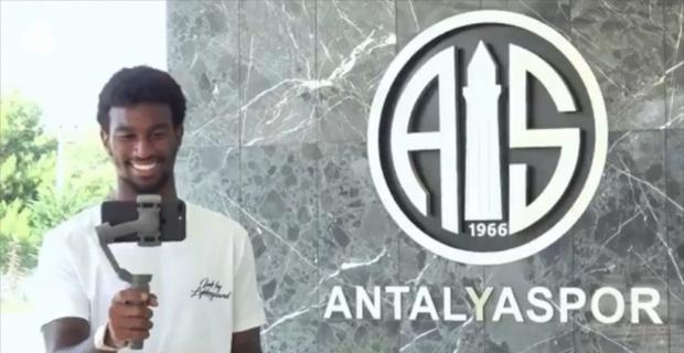 Antalyaspor, Haji Wright'i transfer etti
