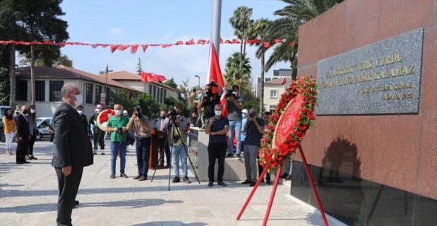 Hatay'ın ana vatana katılışının 82'nci yıl dönümü kutlandı