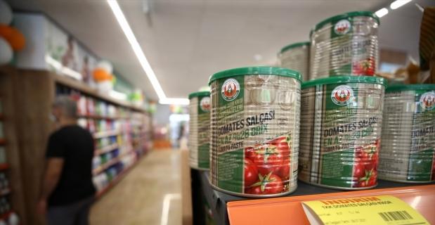 Tarım Kredi Kooperatif Market sayısının yıl sonuna kadar 700'ün üzerine çıkarılması hedefleniyor