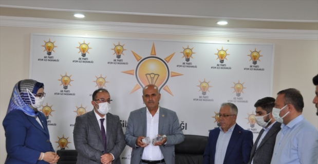 AK Parti Milletvekili Kılıç'tan Afşin ziyaretleri