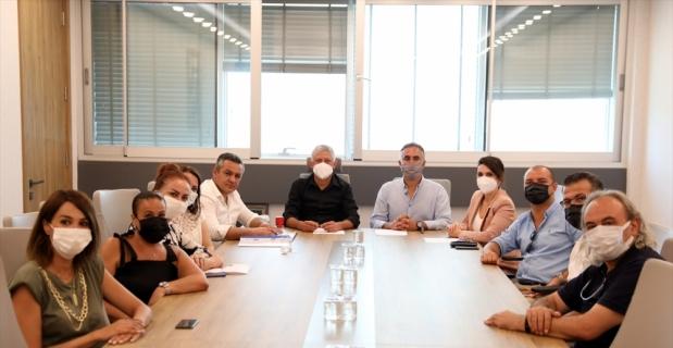 Antalya'daki yangın bölgesine 1 milyon fidan dikilecek