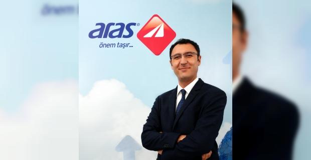 Aras Kargo'da Bilgi Teknolojileri Genel Müdür Yardımcılığı'na Gökay Burak Akkuş getirildi