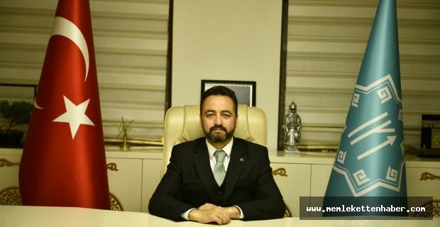 """Başkan Gürbüz, """"Gün birlik olma günüdür"""""""