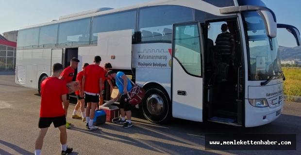 Büyükşehir Kahramanmaraşspor'un Yanında!