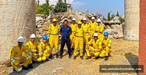 Erzincanlı Madencilere Eğitim!