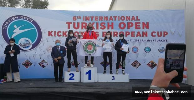 Esma Yıldız Avrupa Şampiyonası'nda
