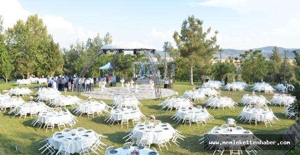 Rektör Prof. Dr. Niyazi Can, 'Akademi Kır Bahçesi'nde Gazetecilerle Bir Araya Geldi