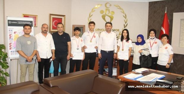 Wushu Sporcuları Avrupa Şampiyonasına Gidiyor