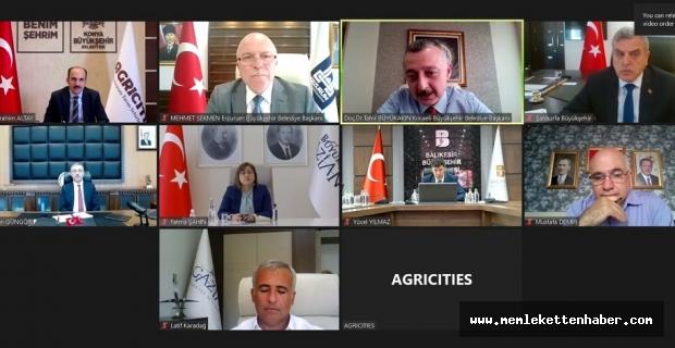 Güngör, 'Tarımsal Üretimde Tecrübe Paylaşımını hedefliyoruz'