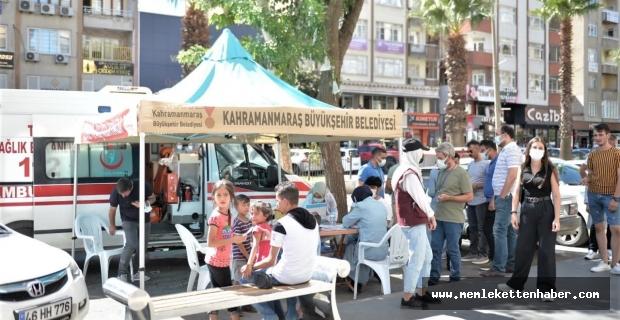 Kahramanmaraş'ta aşı seferberliği