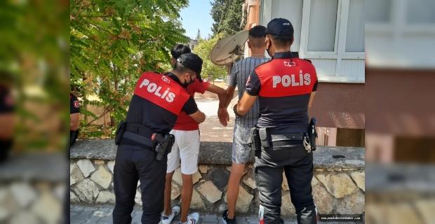 Kahramanmaraş'ta okul binaları güvenlik çemberine alındı
