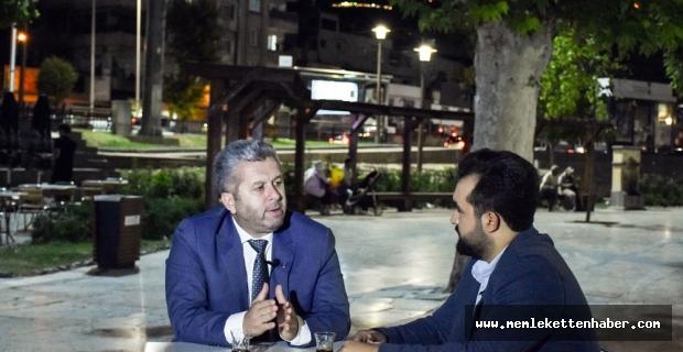 Yardımcıoğlu, 'Ak Parti, Mhp Ve İyi Parti'den Kaçanlar Bize Oy Verecek!'