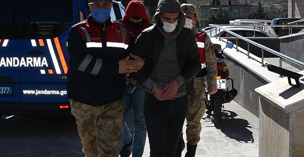 Kahramanmaraş'taki uyuşturucu operasyonunda 1 kişi tutuklandı
