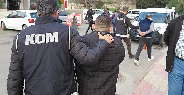 Kahramanmaraş'ta tefeci operasyonu