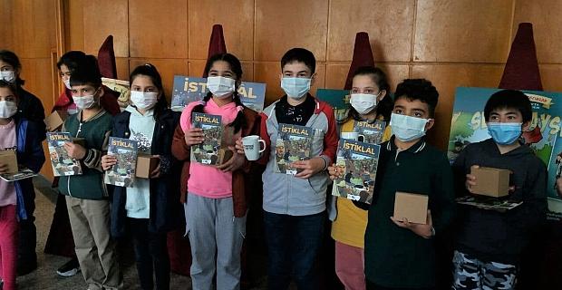 Kahramanmaraş'ta 101 bin öğrenciye kitap desteği