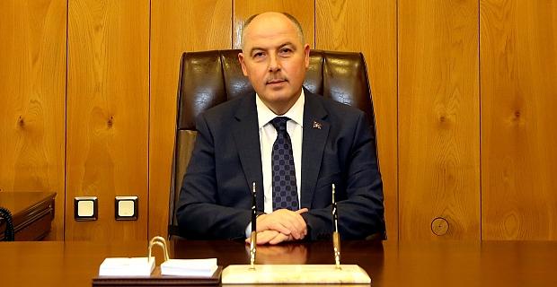 Vali Coşkun'dan 19 Mayıs mesajı