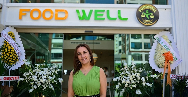 Diyet Restorant Foodwell Kahramanmaraş'ta açıldı