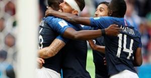 Fransa 2 - 1 Avustralya (Maç özeti)