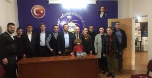 """Ali Öztunç """"Kılıçtaroğlu başkan olmayacak."""""""