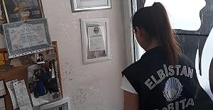 Elbistan Belediyesinden Bayan Kuaförlere Hijyen Denetimi