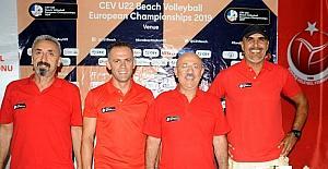 Plaj voleybolu: 22 Yaş Altı Avrupa Şampiyonası