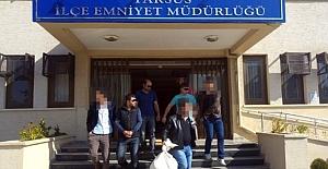 Tarsus'ta uyuşturucu operasyonları