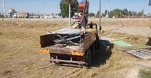 Elbistan Belediyesi Tabelaları Kaldırıyor