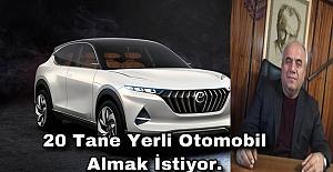 Türkiye#039;nin ilk yerli üretimi...