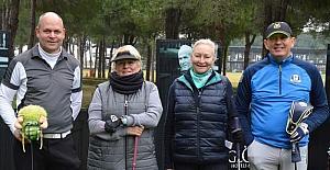 Nuri Özaltın Memorial Golf Trophy, Antalya'da başladı