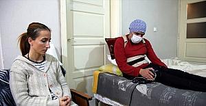 Yatağa bağımlı diyabet hastası umudunu yardım kampanyasına bağladı
