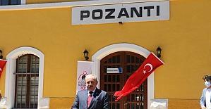 TBMM Başkanı Mustafa Şentop, Pozantı Kongresi'nin 100. yılı töreninde konuştu: (1)