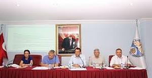 Kaş Belediyesi Eylül Ayı Meclis Toplantısı yapıldı