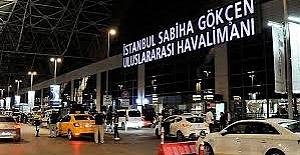 Sabiha Gökçen günlük uçuş trafiği en yüksek beşinci havalimanı oldu