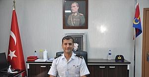 Tarsus Jandarma Komutanı Binbaşı İnanç Marım göreve başladı