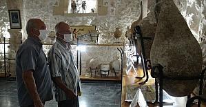 Taşucu Amphora Müzesi ziyaretçilerini bekliyor