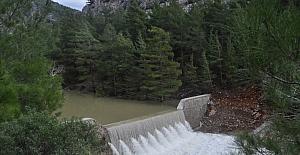 DSİ, 18 yılda Mersin'e 8 baraj ve 11 gölet inşa etti