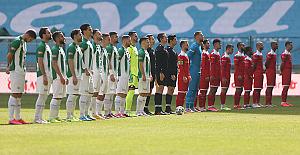 Konyaspor-Antalyaspor maçının ardından
