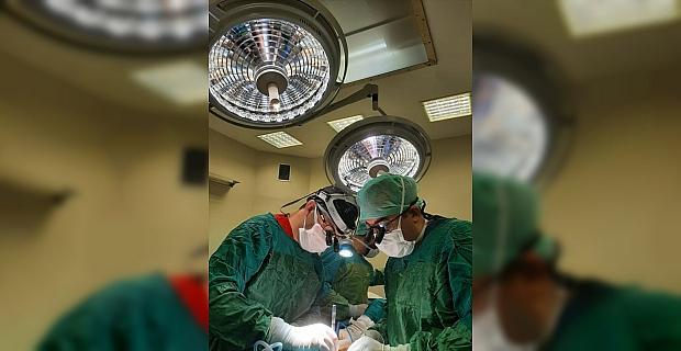 KSÜ'lü doktorlar