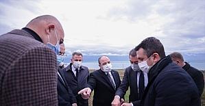 Sanayi ve Teknoloji Bakanı Varank Çukurova'daki