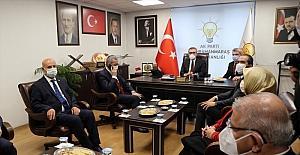 AK Parti Genel Başkan Yardımcısı Ünal'dan
