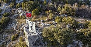 Antalya'daki Kagrai Antik Kenti'nin turizme kazandırılması hedefleniyor