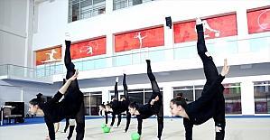 Avrupa şampiyonu kadın cimnastikçilerin hayali olimpiyat kotası