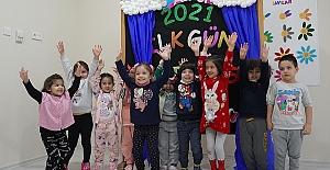 Keçiören'de Gül Kreş Adası hizmete açıldı