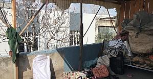 Adana'da üçüncü kattan düşen hamile kadın ağır yaralandı