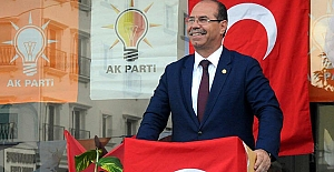 """AK Partili Durmuşoğlu: """"İnsan Hakları Eylem Planı, değişim ve reform iradesinin sürdüğünün açık bir örneğidir"""""""