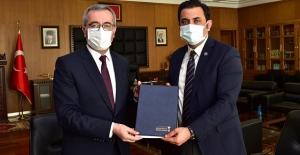 """""""Ali Kayası Cam Seyir Terası Projesi Hayırlı Olsun"""""""