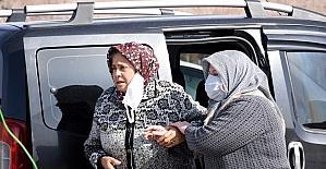 Ölü bulunan genç kadının cenazesi Kayseri'de toprağa verildi